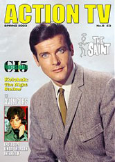 news and rumors in 2003 about the saint and leslie charteris. Black Bedroom Furniture Sets. Home Design Ideas