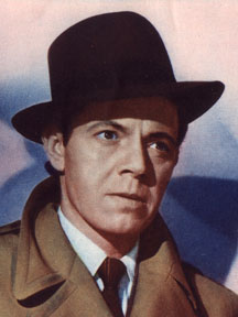 Louis Hayward as The Saint