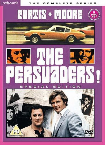 The Saint and The Persuaders new UK DVD releases - The Saint News