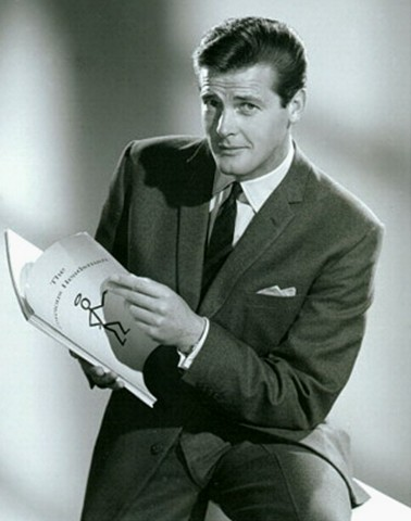Roger+moore+the+saint