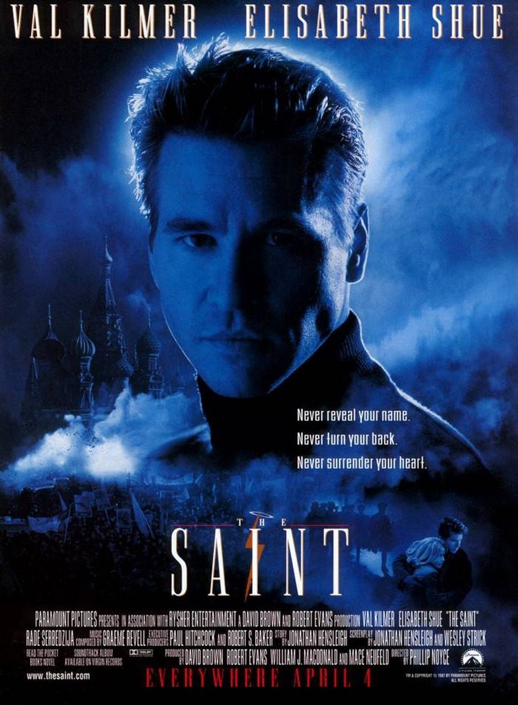 The Saint movie