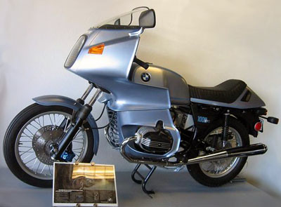 1977 BMW R100RS Serial Number 2