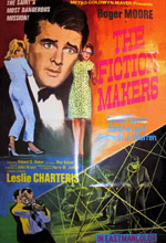 The Saint and the Fiction-Makers movie poster US