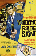 Vendetta For The Saint movie poster