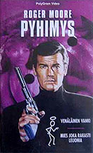 Pyhimys with Roger Moore on VHS