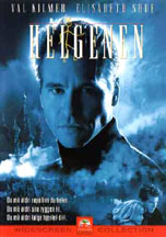 Helgenen with Val Kilmer on DVD