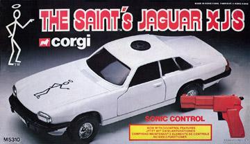 The Saint S Jaguar Xjs