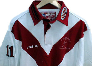 St Helens Rugby Shirt