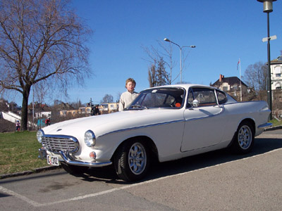 1964 Volvo 1800S in Finland